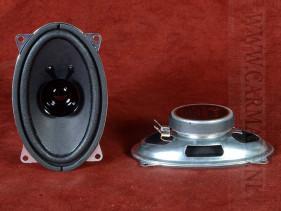 Autospeakerset 30W 154 x 94 mm dual cone