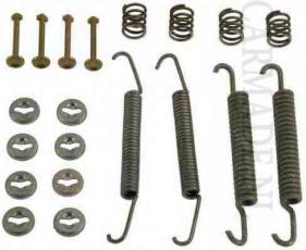 Autobianchi, Fiat, Lancia, Seat rem montageset met veren