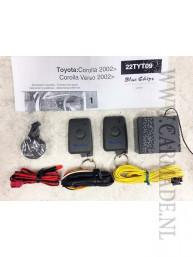 Centrale Deurvergrendeling Toyota Corolla, Verso 2002>