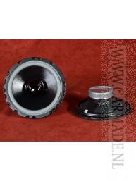 Autospeaker 2-weg 100W Dual Cone set 167mm