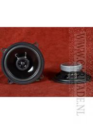 Speakerset voor auto 2-weg 50W 130mm