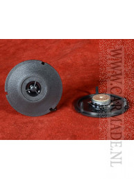 panel dome 100mm tweeter - speaker clickable easy fix