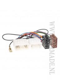 Radio ISO kabel, Mazda