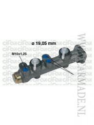 Hoofdremcilinder voor Fiat, FSO, Seat
