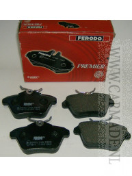 Remblokken Alfa Romeo 156 164 166 Lancia Kappa