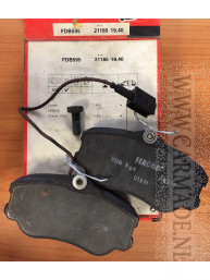 Remblokken Fiat Croma Lancia Thema