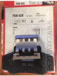 Remblokken Umm Alter, Volvo 740 760 940 960