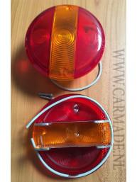 Lens aanhanger trailer verlichting, set