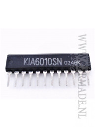 KIA6010 BIPOLAR LINEAR INTEGRATED CIRCUIT (FM NOISE CANCELLER FOR CAR AUDIO)