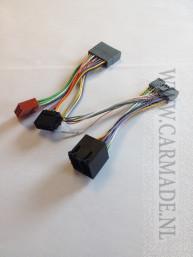 Parrot kabel Honda Peugeot Citroen Overzicht